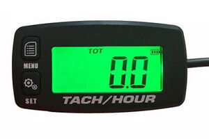 Waterproof Tachometer Hour Meter RPM STIHL Husqvarna, Poulan CHAIN SAW - Service