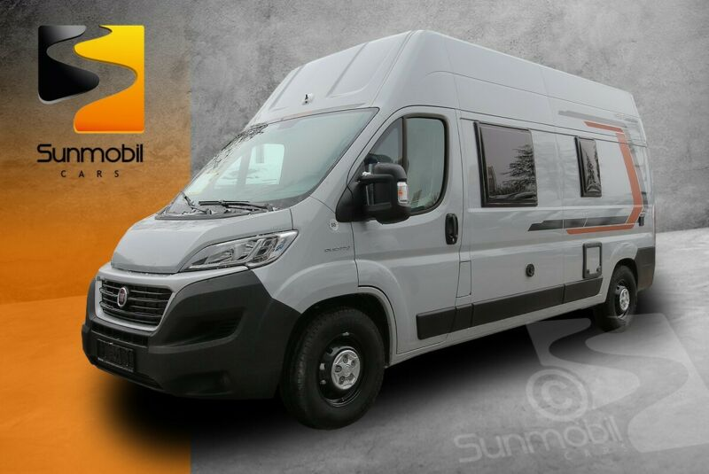 Weinsberg CaraTour 600 DQ Fiat Chassis 2022