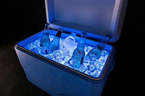 Submergible LED String Light Cooler Ice Chest ~ New