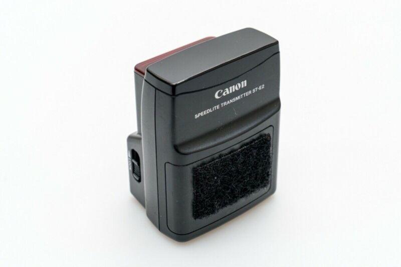 Canon ST-E2 IR Speedlite Shoe Mount Flash Transmitter