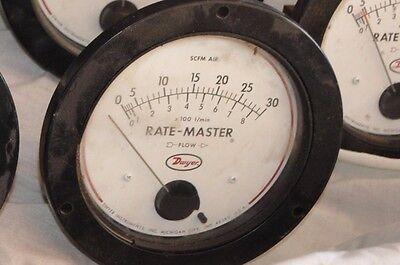 Dwyer Flowmaster Rmvii-12 Magnehelic Gauges
