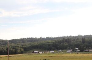 Acreage for rent - 4 Acres with house for rent in Priddis