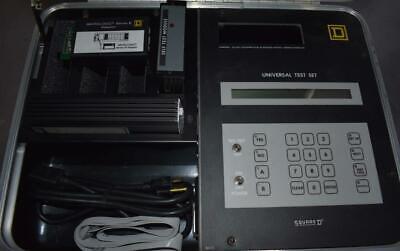 Square D Universal Test Set Model Uts3  Nice
