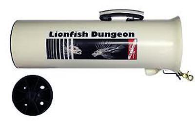 как выглядит Сумка для дайвинг-снаряжения New Lionfish Dungeon scuba spearfishing containment tube фото