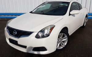 2012 Nissan Altima 2.5 S Coupe *SUNROOF*