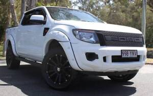 2014 Ford Ranger  3.2 TURBO DIESEL 4X4 RAPTOR UPGRADE Southport Gold Coast City Preview