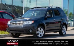 2010 Subaru Forester AWD LIMITED CUIR TOIT AUTO AC LEATHER TOOF