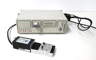 Aerotech U1j-lm-a-40 Motion Controller W Accudex Ats5025m 52284 Linear Stage