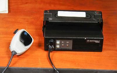 Motorola D43lra73a5bk Radius 45 Watt 2-channel Vhf Radio 2   S193 G