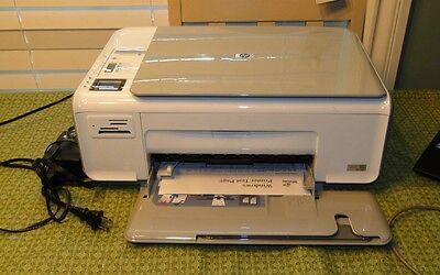 HP Photosmart C4200 C4250 C4280 All-In-One Inkjet Printer