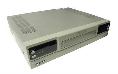 Sony Svt 3000 Time Lapse 168 Video Cassette Recorder