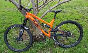 2015 Kona Process 153 - 650b - Large Margate Kingborough Area Preview