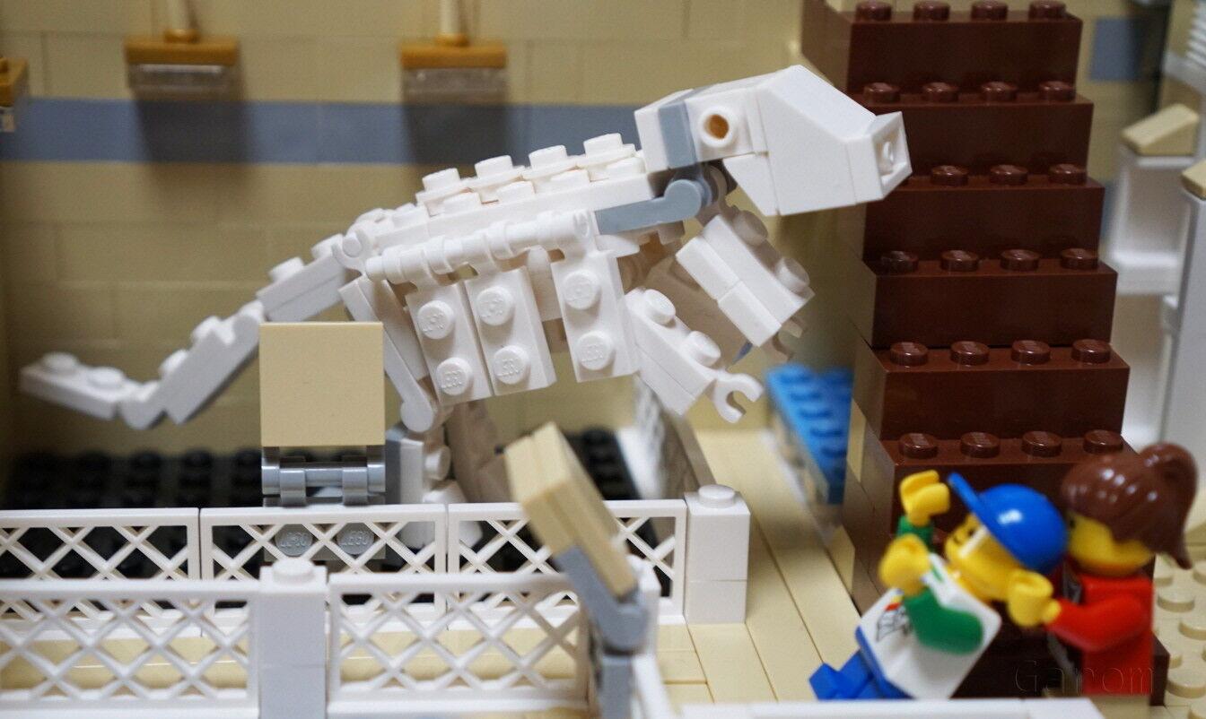 Moc Lego 10214 Tower Bridge Alternate Build Instructions