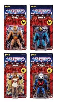 Neo Vintage SUPER7 NEW WAVE MOTU CLASSICS Masters the Universe HE MAN SKELETOR