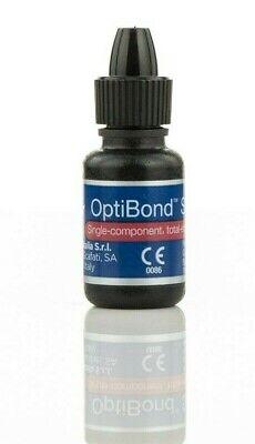 Optibond Solo Plus Total-etch Adhesive - 5ml Bottle By Kerr Fresh