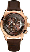 Guess Rose Gold Mens Watch