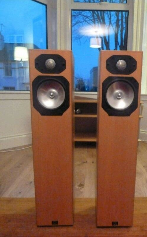 Monitor audio silver s5 speakers