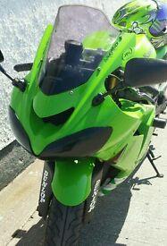 Kawasaki zx10r exhaust plus others