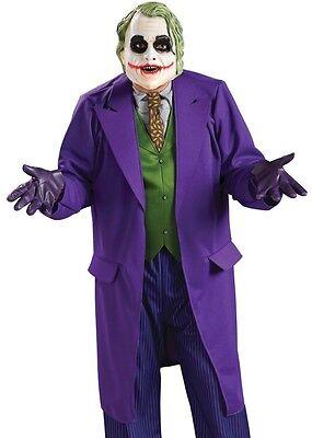 The Joker Costume - Plus Size XL - Adult Mens Batman Dark Knight Deluxe - Fast -