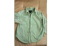 Ralph lauren boys shirt