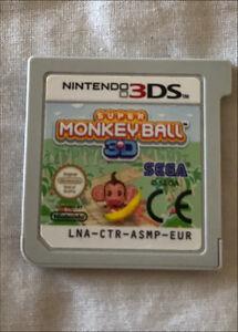 Super Monkey Ball 3D for 3ds Flagstaff Hill Morphett Vale Area Preview