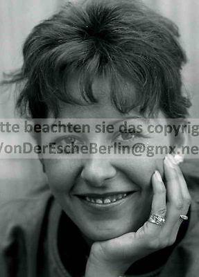 STARS: Margarethe SCHREINEMAKERS - 3 OriginalFotos - FOTO: Ingo BARTH