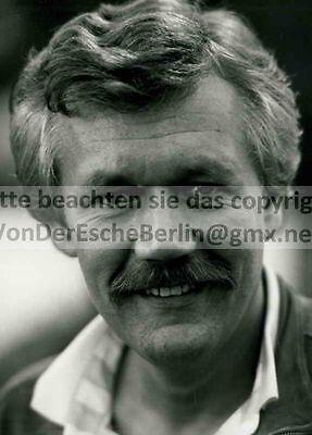 SCHAUBUDE Carlo von TIEDEMANN - OriginalFoto VINTAGE FOTO: Ingo BARTH