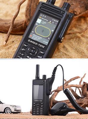 Radio Tone Rt4 4G Lte Android 6 Wifi Ptt Zello Echolink Teamspeak   Speaker Mic