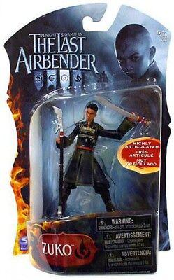 Avatar the Last Airbender Zuko Action Figure [Sword & - Airbender Staff
