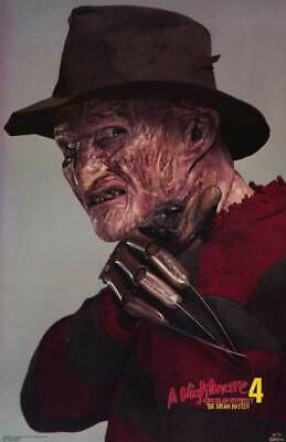 A NIGHTMARE ON ELM STREET 4 11x17 Movie Poster - Licensed | New | USA |  [B]