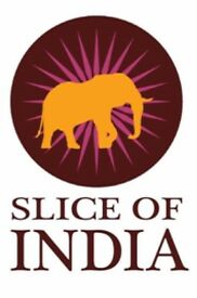 Slice of India in Derby is recruiting Bar and Waiting Staff