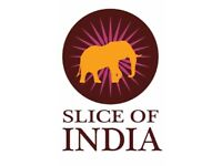 Slice of India is Hiring a Pizza and Grill Chef