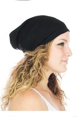 Grace Eleyae Satin Lined Cap - Black - Medium