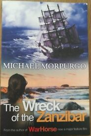 Michael Morpurgo :The wreck of the Zanzibar