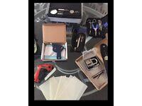 Lock pick set (huge professional kit)