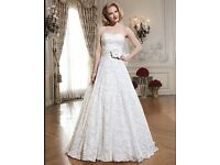 Justin Alexander wedding dress size 12 new