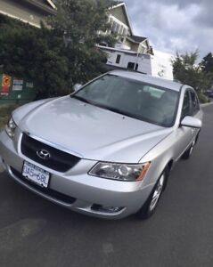 2007 Hyundai Sonata FULL LOAD Great on Gas 250-883-1324