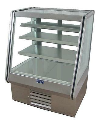 Coolman Commercial Refrigerated High Bakery Display Case 36