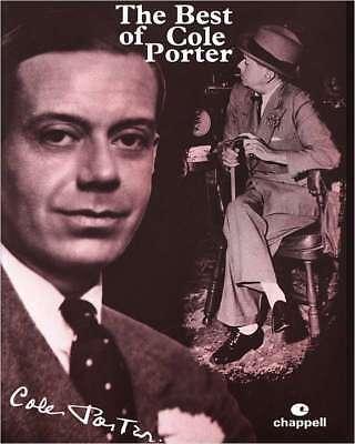 Klavier Gesang Noten -The Best of COLE PORTER - mit 34 Erfolgen