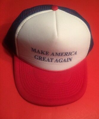 Make America Great Again Donald Trump US President Baseball Hat Cap Snap Back