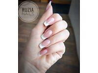Nails , Lashes , Brows
