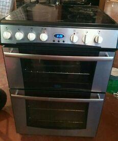 Belling 60cm Cooker & 6 month warranty