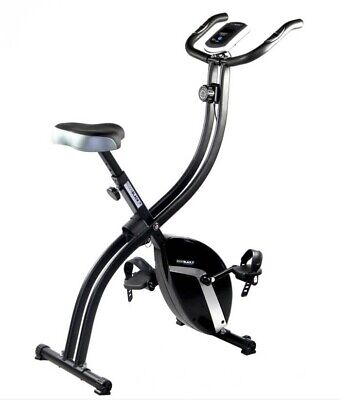 Roger Black Gold Folding Magnetic Exercise Bike - IN STOCK - READY TO DISPATCH!