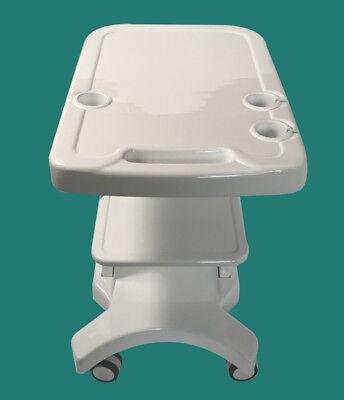 Mobile Trolley Cart For Portable Ultrasound Imaging Scanner System Holder