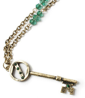 City Necklaces (Return to Oz Key Emerald City Key)