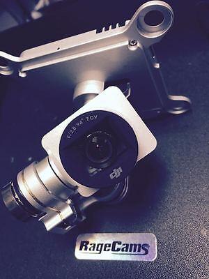Phantom3 Pro 4k Dji Personnalisé Modifié Fixé Objectif de Zoom...