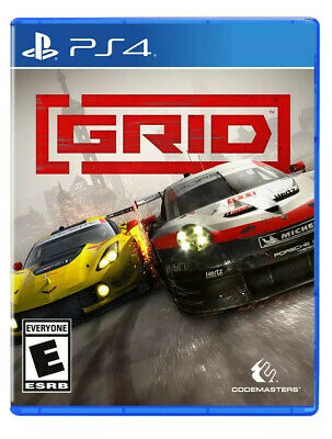 GRID PS4 [Brand New] PlayStation 4 Game