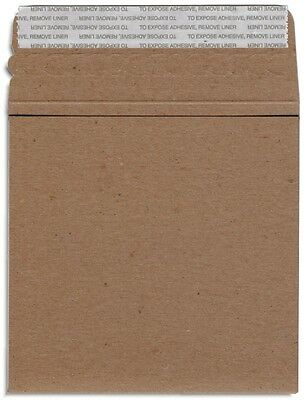25-Pak Recycled CD/DVD Paperboard MAILER with Zipper by Guided Products Cd Jewel Cases Recyclable