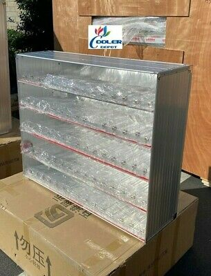 New 750 Box Cigarette Display Case Push Tray Commercial Retail Tobacco Auto Feed
