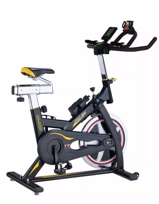 Body Sculpture BC4626 Exercise Bike Pro Racing Studio Cycle Cardio Fitness New